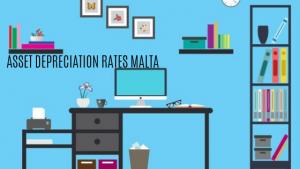 ASSET DEPRECIATION RATES MALTA